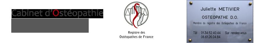 Ostéo Voisins le Btx 78 Juliette Métivier